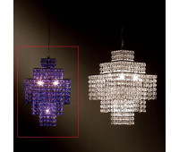 Подвесной светильник Rugiano 8085/35C  Хром (пр-во Италия)