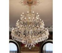Люстра  Voltolina(Classic Light) 1025.060  Золото (пр-во Италия)