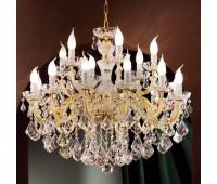 Люстра  Voltolina(Classic Light) 1028.018  Золото (пр-во Италия)