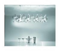 Подвесной светильник Pallucco GLO 012 016224  Хром (пр-во Италия)