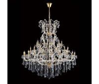 Люстра  Crystal Lux HOLLYWOOD SP53 GOLD  Золото, прозрачный (пр-во Испания)