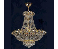 Люстра  Salvilamp 3874/43 gold asf  Золотая патина (пр-во Испания)