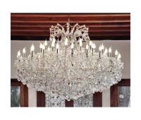Люстра  Voltolina(Classic Light) 1001.054 CROMO  Хром, прозрачный (пр-во Италия)