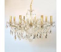Люстра  Honsel-Hlight HL/GRK/1609-19/D65 L8 gold clear  Золотой (пр-во Германия)