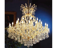 Люстра  Voltolina(Classic Light) 1002.030  Золото (пр-во Италия)