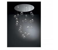 Подвесной светильник Reflex Angelo BULLES   Зеркальный (пр-во Италия)