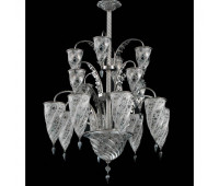 Люстра Archeo Venice Design Fontana F3/17 WD  Хром (пр-во Италия)