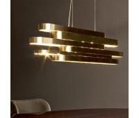 Подвесной светильник Rugiano 8016/150  Бронзированная латунь (пр-во Италия)