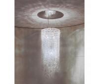 Подвесной светильник Rugiano 8064/130  Хром (пр-во Италия)