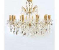 Люстра  Honsel-Hlight HL/GRK/C-607/D79 L14 gold clear  Золото (пр-во Германия)