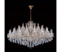 Люстра  Crystal Lux TESORO SP50  Золото (пр-во Испания)