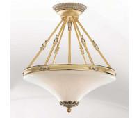 Потолочный светильник Bejorama 2065/48   Золото с белой патиной (пр-во Испания)