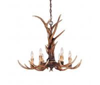 Подвесной светильник  Savoy House 1-40017-6-56  Коричневый (пр-во США)