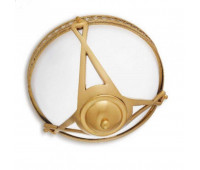 Потолочный светильник Zonca 30733/35  Позолоченная бронза (пр-во Италия)