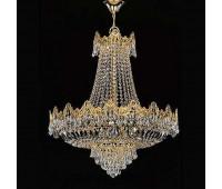 Люстра  Salvilamp 2274/62 gold black asf  Золотая патина (пр-во Испания)
