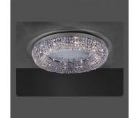 Потолочный светильник La Lampada PL 1121/10.02   Хром (пр-во Италия)