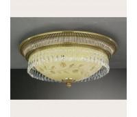 Потолочная люстра Reccagni Angelo PL 6306/4  Французское золото (пр-во Италия)