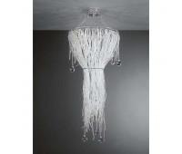 Потолочный светильник La Lampada PL 158/5.02  Хром (пр-во Италия)