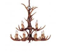 Подвесной светильник  Savoy House 1-40025-12-56  Коричневый (пр-во США)