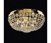 Потолочный светильник Masiero VE 846 PL5  Золото (пр-во Италия)