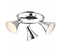 Cпот Arte Lamp A5218PL-3CC  Хром (пр-во Италия)