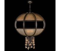 Подвесной светильник  Fine Art Lamps 600340ST  Коричневый (пр-во США)