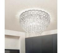 Потолочный светильник Vistosi Giogali PL 80 CR/TR CR  Хром cr/tr cr (пр-во Италия)