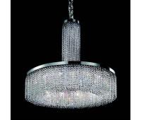 Подвесной светильник Masiero VE 815 12+1  Хром (пр-во Италия)