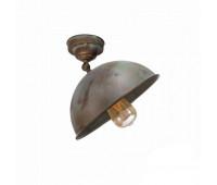 Настенно-потолочный светильник  Moretti Luce 3245.AR  Состаренная омедненная латунь (пр-во Италия)