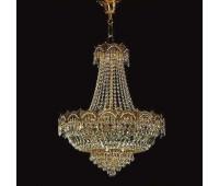 Люстра  Salvilamp 2994/52 gold black asf  Золото (пр-во Испания)