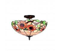 Потолочный светильник Omnilux OML-80707-03  Темно-коричневый (пр-во Китай)