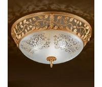 Потолочный светильник Fbai 3138/PL35  Золотой (пр-во Италия)