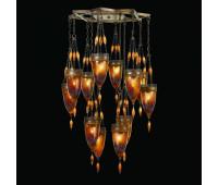 Подвесной светильник  Fine Art Lamps 718540-2ST  Сатинированная бронза (пр-во США)