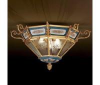 Потолочный светильник Fbai 3120/PL60  Золотой (пр-во Италия)