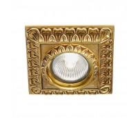 Точечный светильник Possoni DL7815 (002)     Французское золото (пр-во Италия)