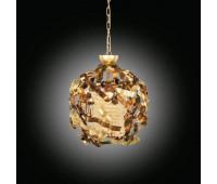 Подвесной светильник MM Lampadari 6812/1  Золото (пр-во Италия)