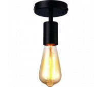Потолочный светильник  Arte Lamp A9184PL-1BK FUORI  Черный (пр-во Италия)