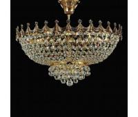 Потолочная люстра  Salvilamp 4063/49 oro-pm asf  Золотой (пр-во Испания)