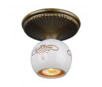 Накладной светильник Favourite 1255-1U  Античная бронза (пр-во Германия)
