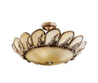 Потолочный светильник Possoni 1398/16SF (034)    Ржавчина с золотом (пр-во Италия)