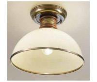 Потолочный светильник  Cremasco 499/1PL-30-BRSF-AV  Бронза (пр-во Италия)