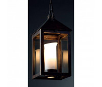 Подвесной светильник Robers HL 2491  Черно-серый (пр-во Германия)