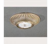 Точечный светильник Reccagni Angelo SPOT 1078 Oro  Французское золото (пр-во Италия)