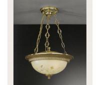 Подвесной светильник  Reccagni Angelo PL 6318/3  Французское золото (пр-во Италия)