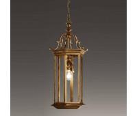 Подвесной светильник  Passeri  L. 8380/1 Dec. 01  Золото (пр-во Италия)