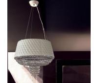 Подвесной светильник Rugiano 8050/1  Хром (пр-во Италия)
