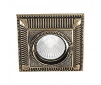 Точечный светильник Possoni DL7813 (008)    Античная бронза (пр-во Италия)