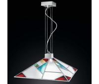 Подвесной светильник  Cremasco 3055/1S-CR  Хром (пр-во Италия)
