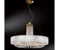 Подвесной светильник Kolarz FLO.1097/S60.04.T-WH  Золото (пр-во Австрия)