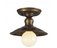 Потолочный светильник Favourite 1214-1U  Коричневый, золотой (пр-во Германия)